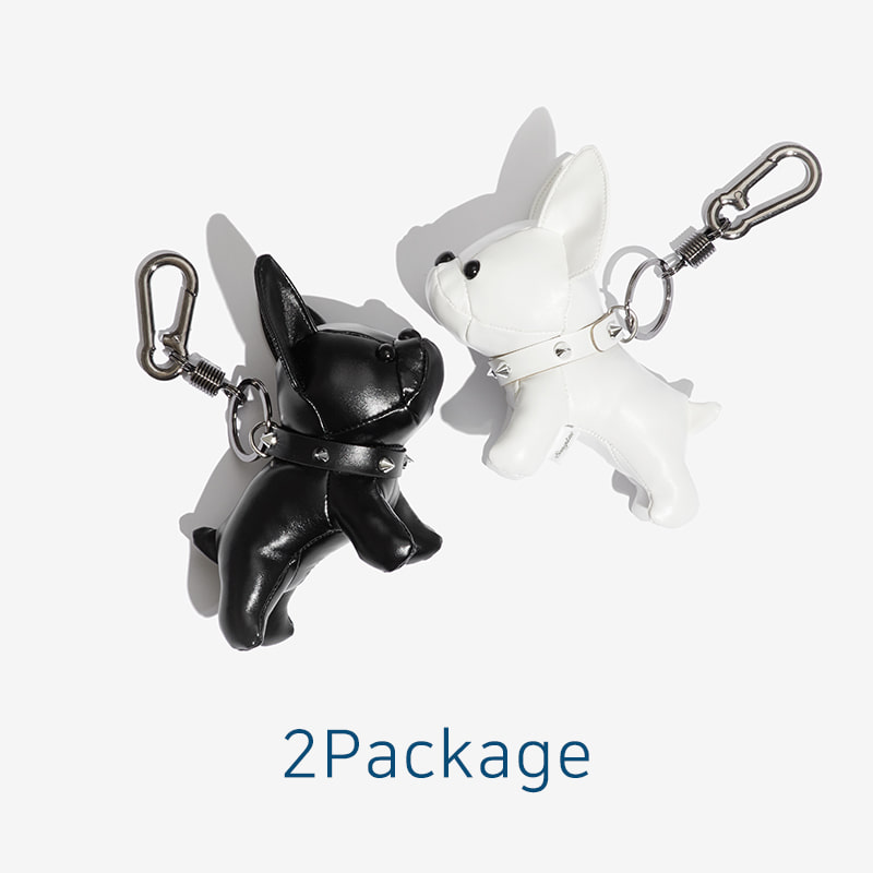 Sanguine Puppy Key Holder  2Package생귄 Sanguine