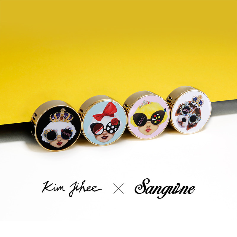 Jewelry clip car diffuser_김지희[Kim ji hee X sanguine]생귄 Sanguine